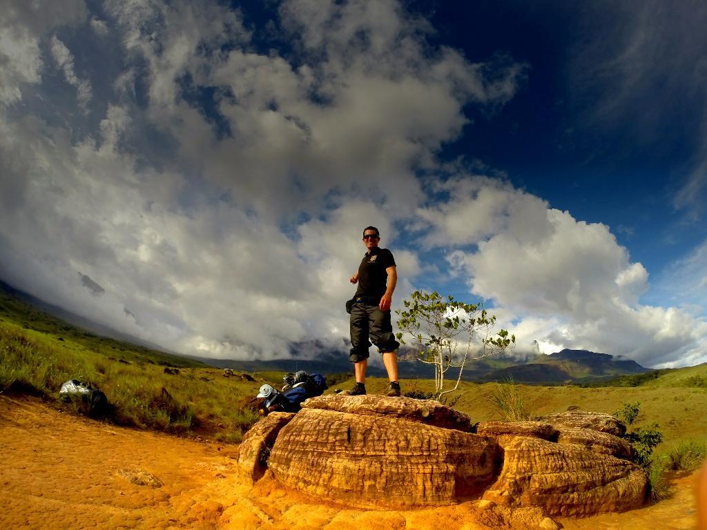 34aaf1a08aa Trecking no Monte Roraima: percursos, dificuldades e o dia a dia na ...